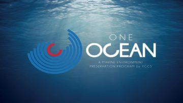 Mauro Pelashier, ambasciatore della One Ocean Foundation, nella sede del Circolo Velico Reggio